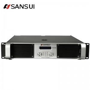 SanSui/山水 S3-350家用功放KTV功率放大器家庭卡包音箱功放机
