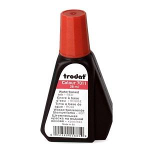 卓达/Trodat 红色 7011 印油 28ml(销售单位:个)