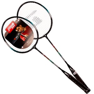 红双喜铝合金羽毛球拍1010