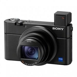 Sony/索尼DSC-RX100M6黑卡6代RX100VI黑卡数码相机