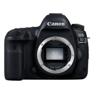 佳能 EOS5DMARKIV  3040万像素 黑色 单机身 照相机