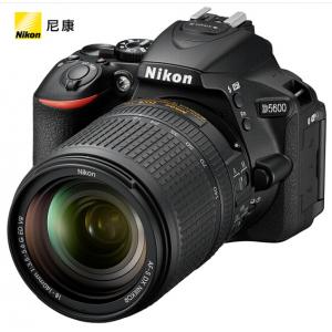 尼康 D5600 18-140mm 单反相机 VR防抖套机