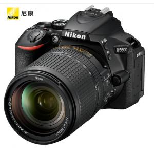 尼康(Nikon)D5600 单反相机 数码相机 (AF-S DX 尼克尔 18-140mm f/3.5-5.6G ED VR 单反镜头)