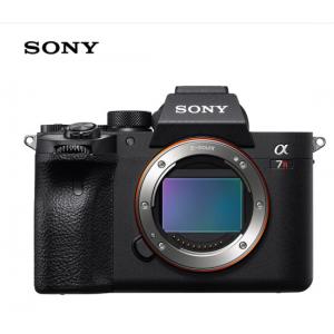 SONY/索尼 Alpha7RIV/ILCE-7RM4 黑色 6100 万像素 单机身 照相机