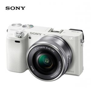 索尼 ILCE-6000L 数码相机