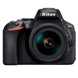 尼康D5600单反数码相机套装 (AF-S DX 尼克尔 18-200mm f/3.5-5.6G ED VR II 单反镜头)+美康 F-59多功能相机包