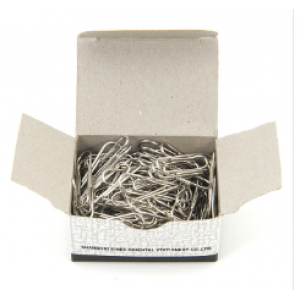 奥林丹  镀镍 3号 回形针 单位:盒
