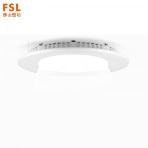 佛山照明 MQ2.5B-LED4 4w(8*0.5W/LED模块)6500K 400lm 钻石三代防雾筒灯 白光(单位:个)