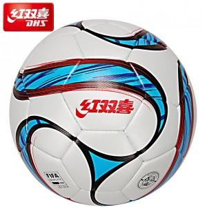 红双喜(DHS) FS180-F 5号 无缝 热粘合 PU比赛足球