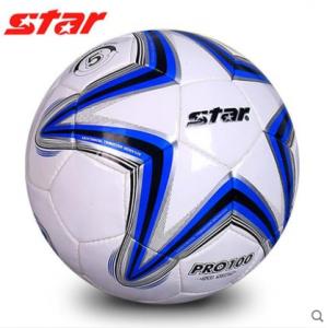 世达 SB5325 青少年比赛训练球 5号手缝足球
